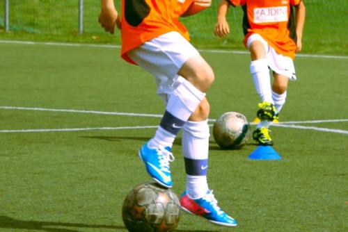 training jugendfußball übungen